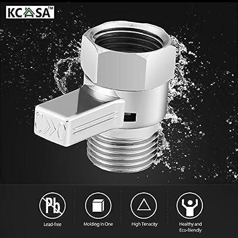 Paleo KCASA™ accesorio de la válvula de la recta-por cierre de ángulo