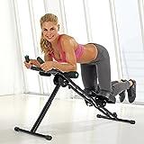 VITALmaxx 02678 Fitmaxx 5 Trainingsgerät Sportgerät, schwarz, M