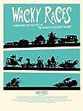 """Wacky Races """"lienzo impresiones, multicolor"""