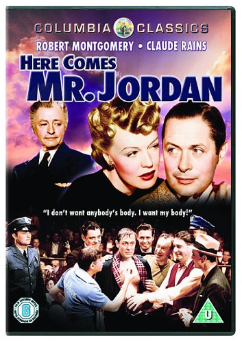 Bild von Here Comes Mr Jordan [UK Import]