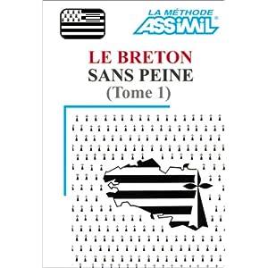 Le Breton sans peine, tome 1 (1 livre + coffret de 3 cassettes)