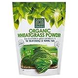 Organic Wheat grass Powder by Terrafertil 567g Big Value pack