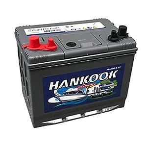Hankook MV24 Batterie Decharge Lente