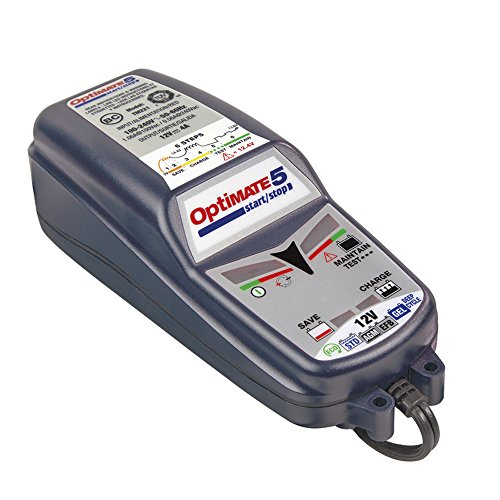 TECMATE Optimate Caricabatterie Optimate5-12V 2,8A