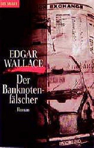 Goldmann Krimi, Bd.67, Der Banknotenfälscher