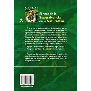ARTE DE LA SUPERVIVENCIA EN LA NATURALEZA, EL (Color) (Deportes)