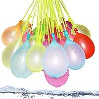 WXCL 500 pz Palloncino riempito Palloncino magico Palloncini estivi per Bambini Giocattoli da spiaggia all'aperto Rifornimenti del gioco per Bambini Piscina per Bambini, 111 pezzi Palloncini d'acqua