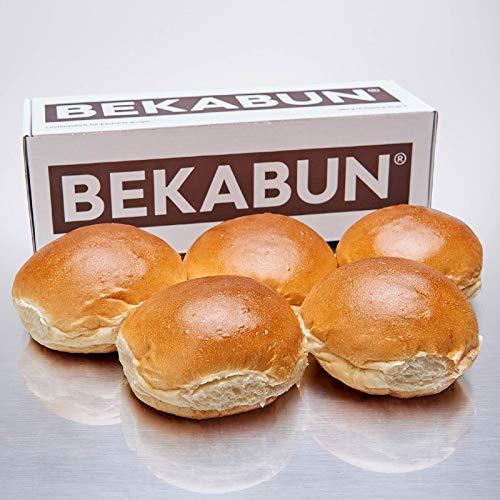 Frische Hamburger Brötchen - BEKABUN No1 - Classic - Give me 5-Box
