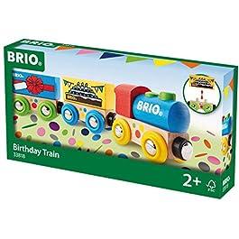 Brio World–Birthday Train