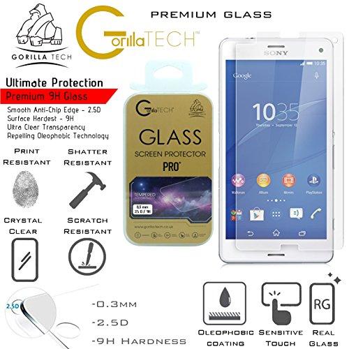 Gorilla Tech Sony Xperia Z2 Flat Gorilla Glass