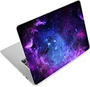 Blue Galaxy 11.6 13 13.3 14 15 15.6 inches Netbook Laptop Skin Sticker Reusable Protector Cover Case for Lapto