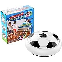 d95a123aed52a Hover Ball LED luz Intermitente Aire Potencia fútbol Bola Disco Juguete de  fútbol de Interior Multi
