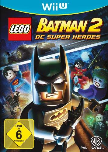 Lego Batman 2 - DC Super Heroes - [Nintendo Wii U] (U-arkham Wii City)