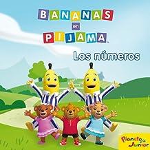 Bananas en pijama. Los números
