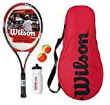 Wilson Roger Federer Junior Tennis Racket Starter Set - Best Reviews Guide