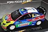 Sun Star Ford Focus RS WRC 2009 Hirvonen Winner Rally FinnLand 1/18 Modell Auto
