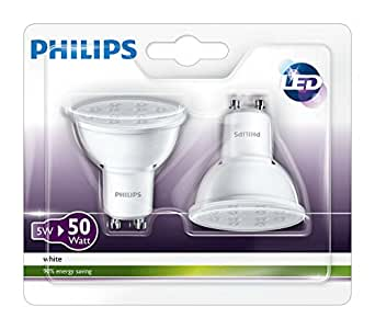 philips ampoule led gu10 luminaires et eclairage. Black Bedroom Furniture Sets. Home Design Ideas