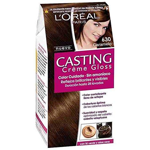 Tinte Caramelo 630 Casting Creme Gloss L'Oreal
