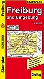 GeoMap Stadtpläne, Freiburg und Umgebung