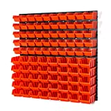 Set di 94 elementi con contenitori IN-Box colore: arancione mis. 1 e mis. 2 POP serie