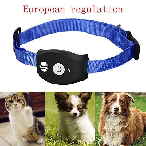 Madmoon PET Echtzeit GPS/GSM Tracker-System für Katzen Hunde FREIE APP für Mobile Hund Katze Haustiere Tracker TK208 Leichter und wasserfester Peilsender