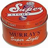 Murray's Super Light - Orange/Black 3 oz. (Pack of 2)