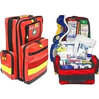 Erste Hilfe Notfallrucksack für Jugendgruppen u. Zeltlager - Plane mit gelben Reflexstreifen preisvergleich bei billige-tabletten.eu