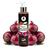 (New Launch Price) The Legend Organic Red Onion Shampoo with 16 Natural Essential