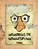 Gomaespuma (Pack Libro + DVD-CD)