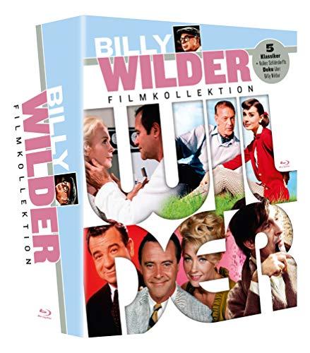 Billy Wilder Collection  (+ DVD) [Blu-ray]