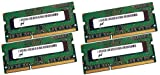Micron 3rd 64GB Dual Channel Kit 4 x 16 GB 204 pin DDR3-1866 SO-DIMM (1866Mhz, PC3L-14900S, CL13) passend für Apple iMac Retina 27