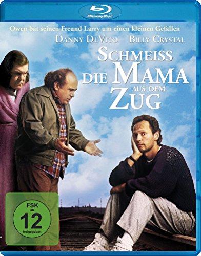 Schmeiss' die Mama aus dem Zug [Blu-ray] Billy Crystal-dvd