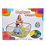 Five Star Baby Playzone with 20 Balls, M...