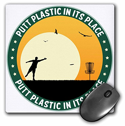 perkins-designs-disc-golf-putt-plastic-in-its-place-10-silhouette-of-frisbee-disc-golfer-putting-wit
