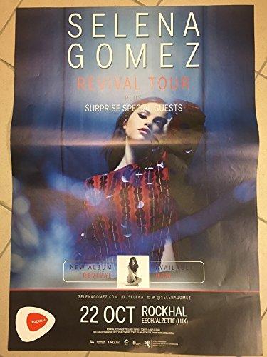 Selena Gomez - Revival Tour 2016 - 60x80cm - AFFICHE / POSTER