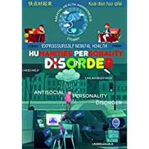 ACCEPT AND COMMIT TO YOUR PAIN: Antisocial Personality Disorder (English Edition)