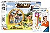 tiptoi Ravensburger 00746 Tier Set: Im Zeitalter der Dinosaurier + Ravensburger 00700 Stift mit Player