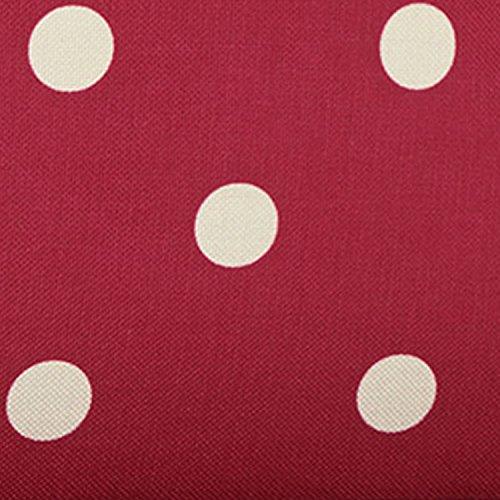 Reisenthel Shopper E1Cabas Sac bandoulière 12l–18L–décor Sélection artist stripes rot punkte