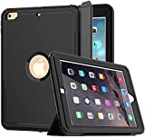 iPad Case 9.7 inch 2017/2018 iPad 5th/6th Generation Case SEYMAC 3-Layer Drop Protection
