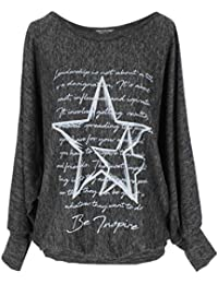 Emma & Giovanni - Pullover/Sweatshirt Loose Fit (Made In Italy) - Damen