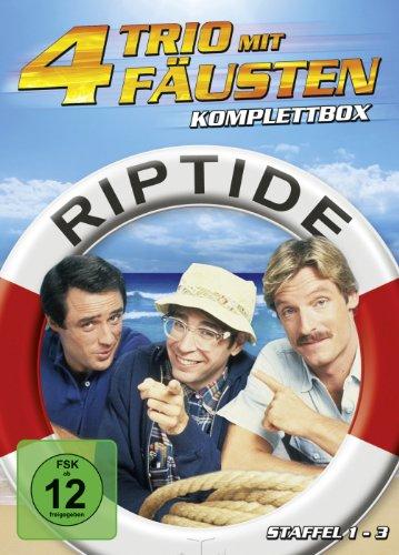 Trio mit 4 Fäusten - Staffel 1-3 [14 DVDs]