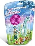 Playmobil 5441 Fairies Healer Fairy with Unicorn