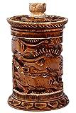 #6: Craft Trade Wooden Cigarette Box Antique