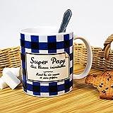 Mug Humoristique - Mug Super Papy