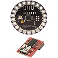 Sharplace Módulos Adaptadora Serie FT232 USB TTL con Módulo ATmega328 Accesorios de Imagen Sonido Modulador RF