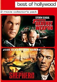 Best of Hollywood - 2 Movie Collector's Pack: Deathly Weapon / The Shepherd (2 DVDs)