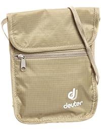 Deuter 39210 Brustbeutel Security Wallet II, 18 cm (Sand)