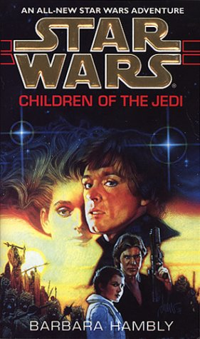 Cover of Children Of The Jedi (Star Wars: Callista trilogy 1)