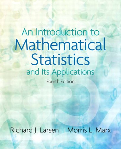 An Introduction to Mathematical Statistics and Its Applications: United States Edition