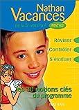 Nathan vacances collège : Les notions clés du programme - Mathématiques de la 5ème vers la 4ème